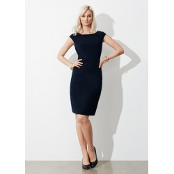 Ladies Audrey Dress - BS730L