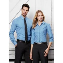 Mens Ellison L/S Shirt - S716ML