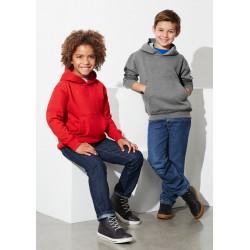 Kids Crew Pullover Hoodie - SW760K
