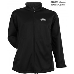 Mens Bonded Softshell L/S Jacket B/C - 3041