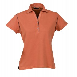 Ladies Bio-Weave S/S Polo P/N - 1034