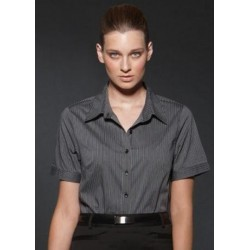 ARGENTO LADIES EASY FIT SHORT SLEEVE SHIRT - 6220S13