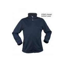 BONDED SOFTSHELL JACKET - 3141