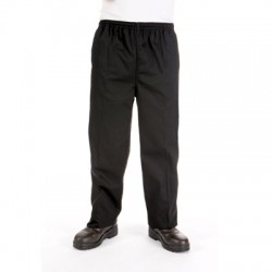200gsm Polyester Cotton Drawstring Trousers - 1501