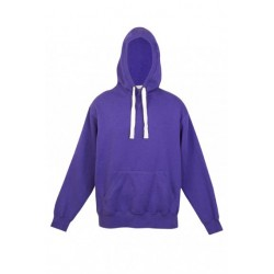 Mens Brushed Heavy Fleece Hoodie - F808HP