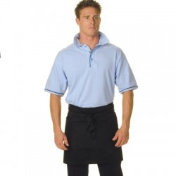200gsm Polyester Cotton Short (1/4) Apron ?No Pocket - 2112