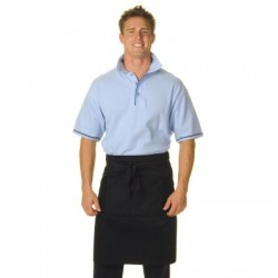 200gsm Polyester Cotton Half (1/2) Apron?With Pocket - 2211