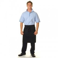 290gsm Cotton Drill Three Quarters (3/4) Apron ?No Pocket - 2302