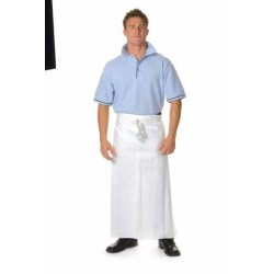 290gsm Cotton Drill Continental Apron?With Pocket - 2401
