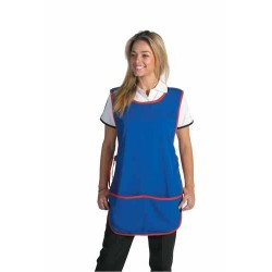 Popover Apron With Pocket - 2601