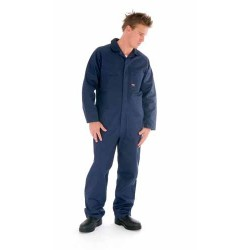 Lightweight Cool-Breeze Cotton Drill Coverall - 3104