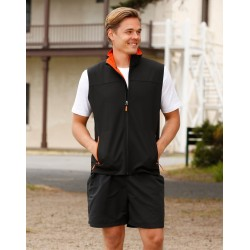 Mens Softshell Sports Vest - JK45