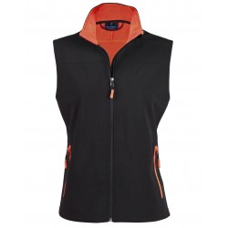 Ladies Softshell Sports Vest - JK46