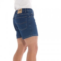 13.75OZ Denim Stretch Shorts - 3309