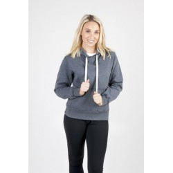 Ladies/Juniors Heavy Fleece Hoodie - FP88UN