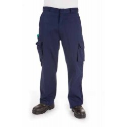 190gsm Light Weight Cotton Cargo Pants - 3316