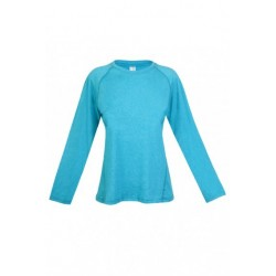 Ladies Greatness Heather Long Sleeve - T223LD