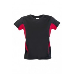 Kids Accelerator Cool-Dry T-Shirt - T307KS