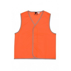 100% Polyester Vest Without Reflective Tape - V001HO
