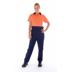 311gsm Ladies Cotton Drill Pants - 3321