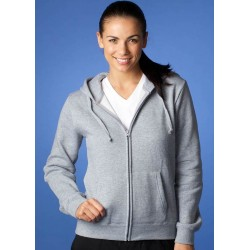 Lady Kozi Zip Hoodies - 2503