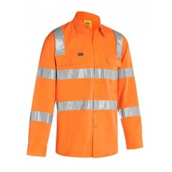 Taped Hi Vis Bio Motion Shirt - BS6016T