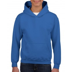 Heavy Blend Youth Hooded Sweatshirt - 18500B