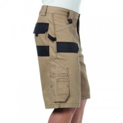 285gsm Duratex Cotton Duck Weave Cargo Shorts - 3334
