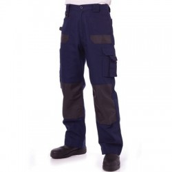 Duratex Cotton Duck Weave Cargo Pants, Knee Pads Not Included - 3335